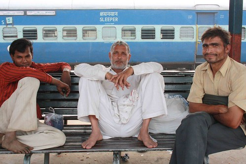 City Secret - Delhi Kishenganj Railway Station