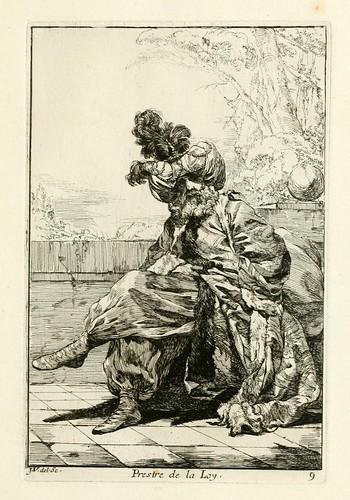 008-Sacerdote de la Ley-Caravanne du sultan ala Mecque…1748- Joseph Vien