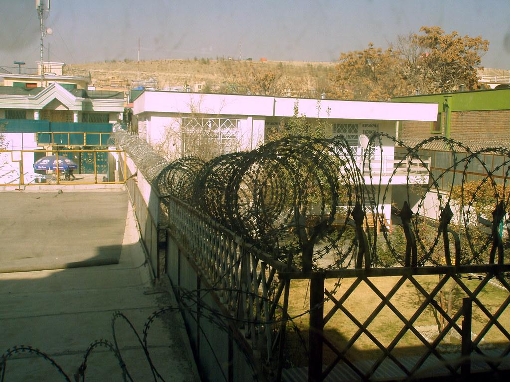Kabul Hotel Room Kite Runner