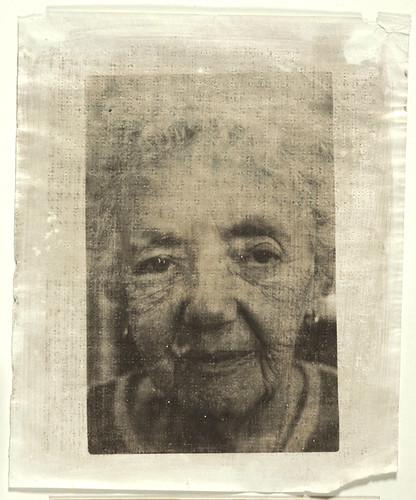 Blind Portrait -1