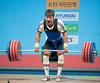 sedov KAZ (Rob Macklem) Tags: championship mens olympic minjae 94kg olympicweightliftingkoreaworldchampionshipsgoyangcity seonjong
