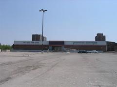 Morningside Mall (Sean_Marshall) Tags: toronto ontario walmart scarborough greyfield deadmall
