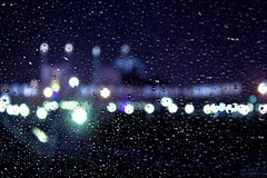 (saeid.goodarzi) Tags: blue rain canon iran bokeh  esfahan      naghshejahan