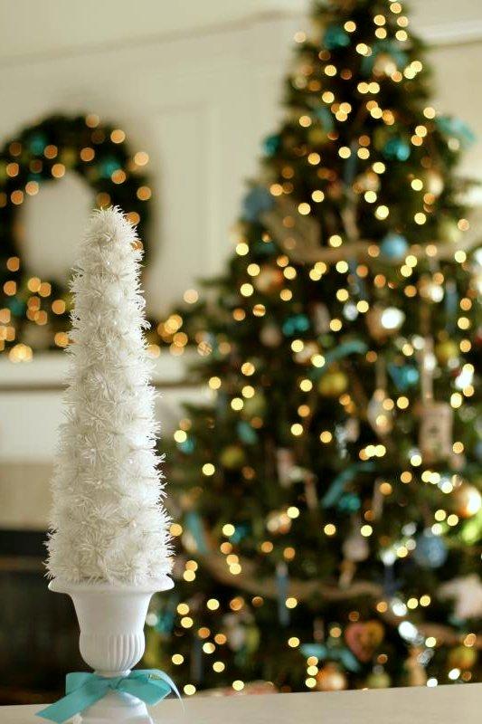 it's getting festive around here