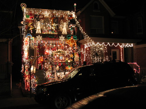 Christmas on Brock Avenue (1)