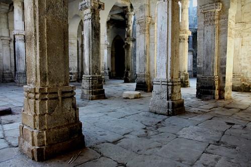 Junagadh Uperkot Fort Jama Masjid