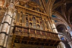 Organ (JoLoLog) Tags: italy art architecture tuscany siena lorien italianart canonxsi thecathedraldisantamariaassunta