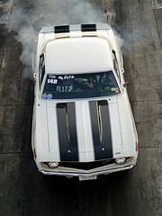 Camaro Burnout