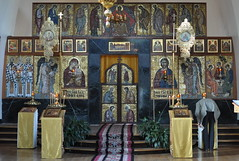 Iconostasis of the Holy Trinity Orthodox Cathedral