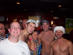 181_6617 (Chris Dix) Tags: santa boston running run runners speedo 2009 studs facebook