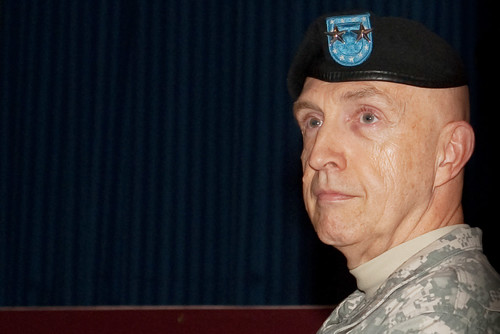 Maj. Gen. Nickolas G. Justice