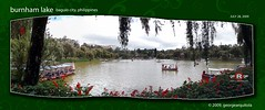 BURNHAM LAKE Present Time (Raine Waters) Tags: baguiocity burnhamlake