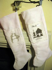 Stockings for the Newlyweds