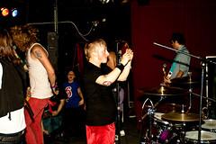 IMG_10026 (Scolirk) Tags: show charity music ontario rock bar burlington canon eos rebel punk ska band corporation event bands 500d panamared thejohnstones keepin6 t1i rockawaycancer