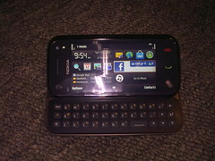 The Nokia N97 mini in The US