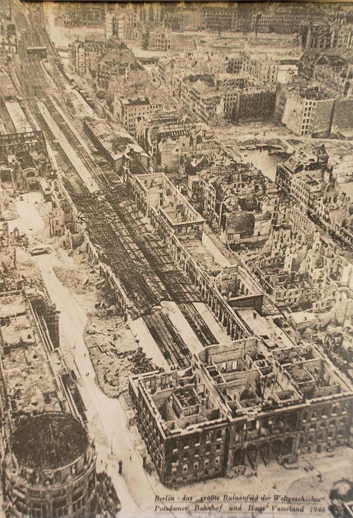 Berlin Potsdamer-Platz 1946
