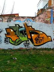 another one (CuikOne) Tags: one graffiti 1 spain tag dash crew hache tagging rs each bombing cru ache wsg benicarlo cuik cuikone