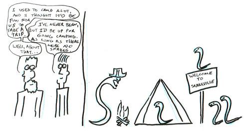 366 Cartoons - 328 - Schmuzzy and Schmerica