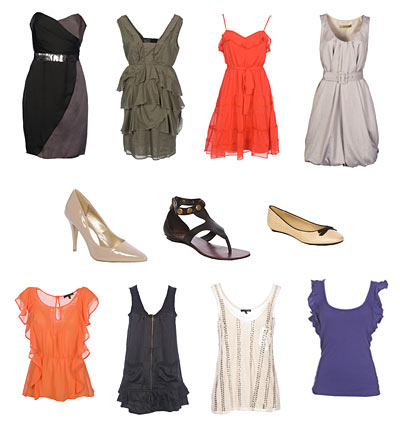Fashion Clothes Online on Clothes  Dresses  Shoes And Tops Available At Online Fashion Shop