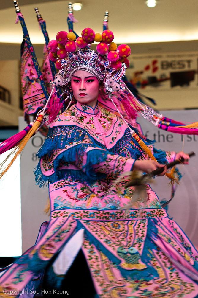 Chinese Opera @ Berjaya Times Square, KL, Malaysia