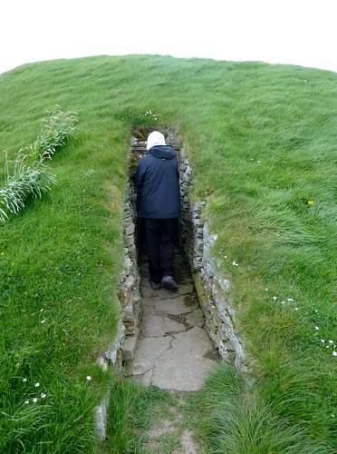 Unstan Chambered Cairn, Orkney