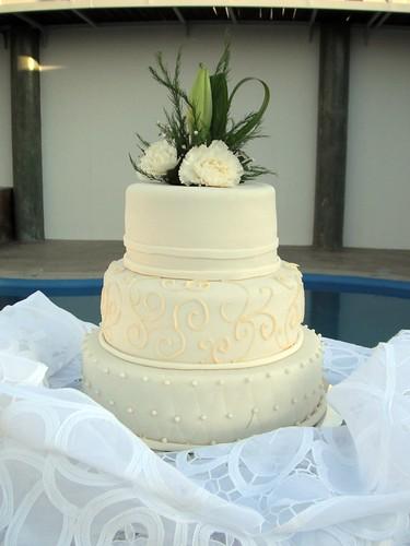 Daniela´s Wedding Cake