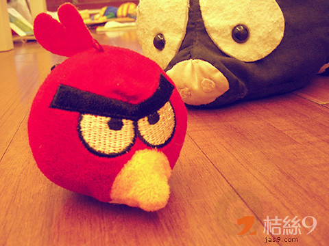 Angry Birds Arrived
