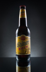 Shiner Bock beer