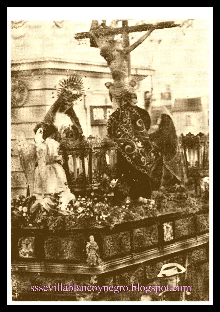 Santísimo Cristo de las Aguas 1930-1942