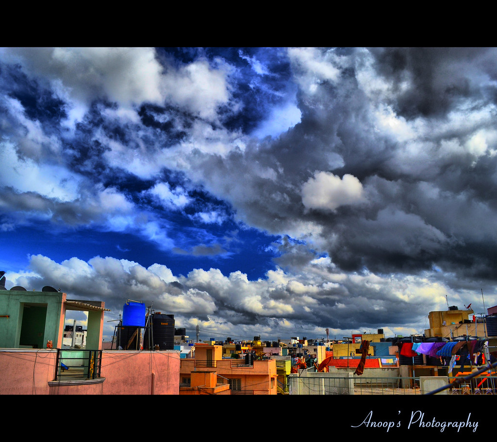Bangalore-HDR