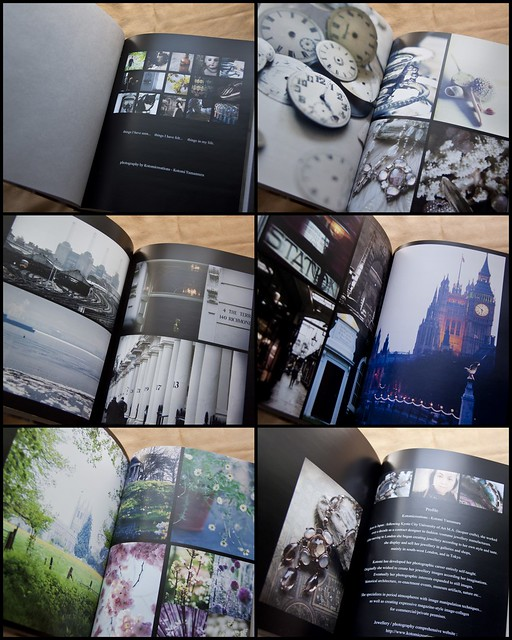 Blurb photo book - Fragments