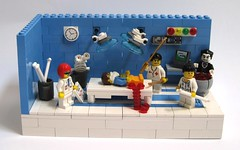 Career Advice No. 15: Doctor/Surgeon (JETfri) Tags: lego vampire surgery doctor advice nurse career surgeon legovignette ffol