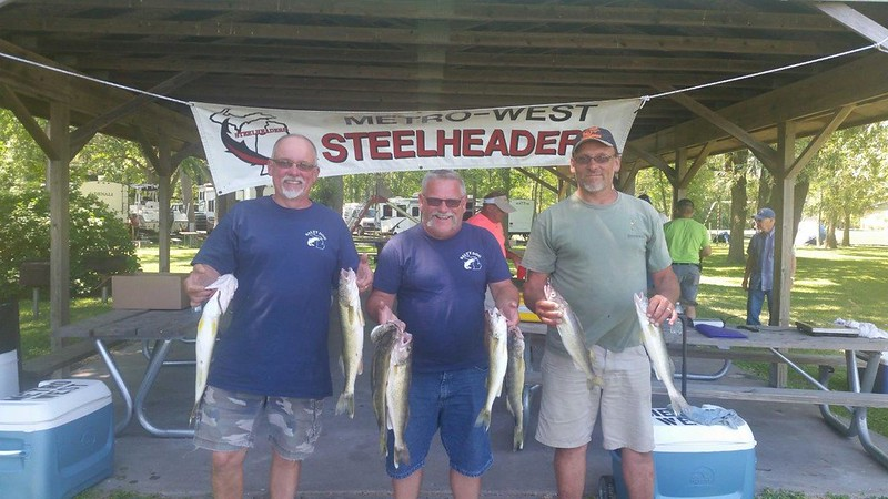 2016 06 25 Saginaw Bay Walleye Tour.