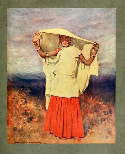 011- Al final de la tarde-The people of India 1910
