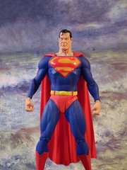 Truth, Justice, and the American Way (Sasha's Lab) Tags: usa holiday man america comics toy justice dc truth comic action background united super superman american hero figure superhero backdrop states values americanway plastic52