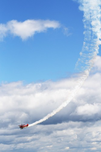 Air Show (by John Brainard)