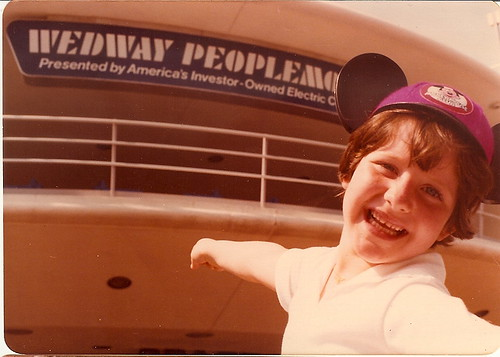 Kristen WDW 1975?