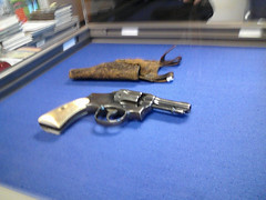 Gun That Wounded Dillinger