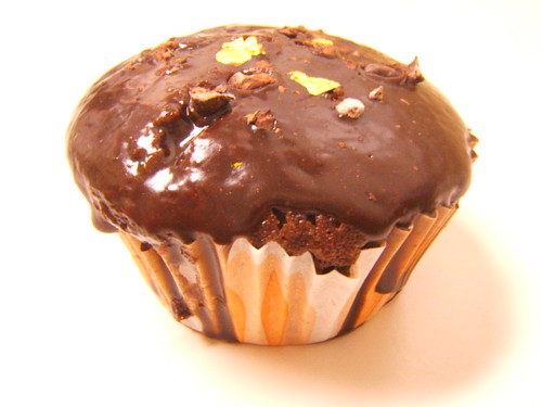chocolate chipotle cupcake