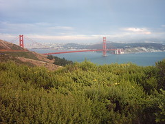 So glad to see the Bridge (09/07/11) (Sausalito, California, United States) Photo