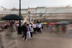 Corre que chove (davizin) Tags: coruña photowalk coru corua worldwidephotowalk
