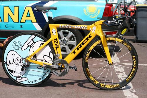 TREK TT bike, design by Nara by fumes1200.