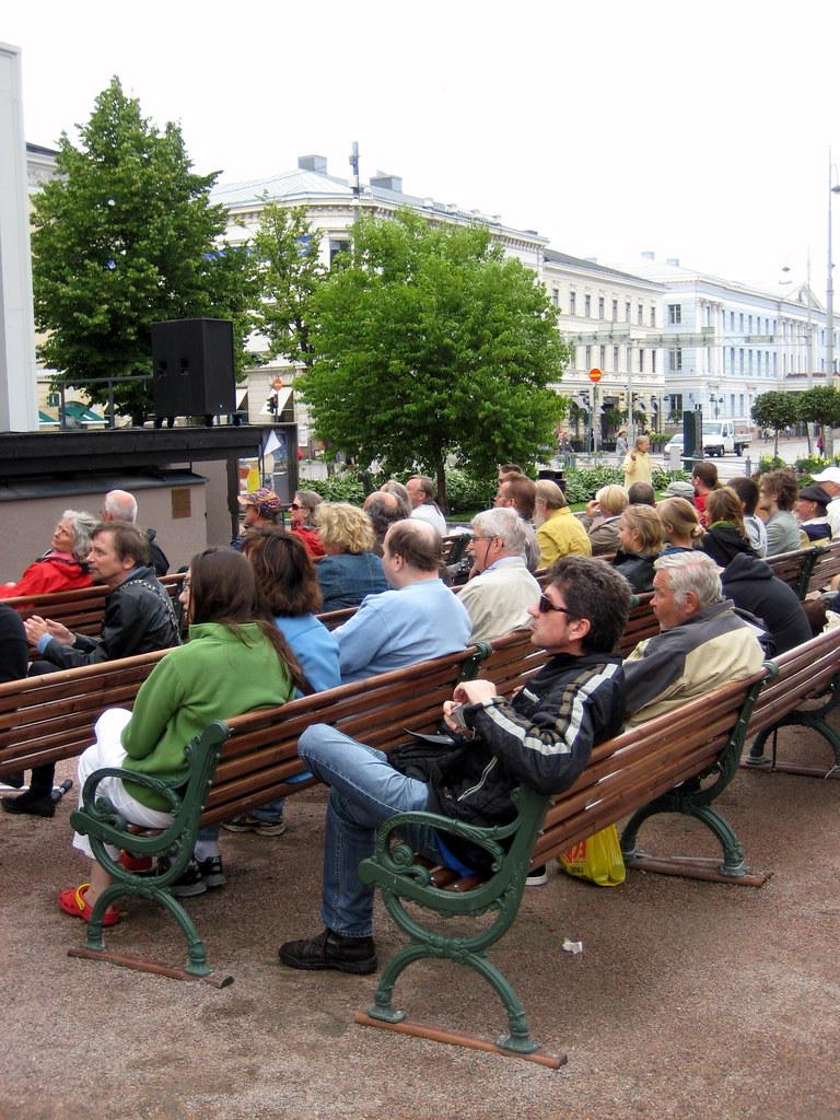Verano en Helsinki