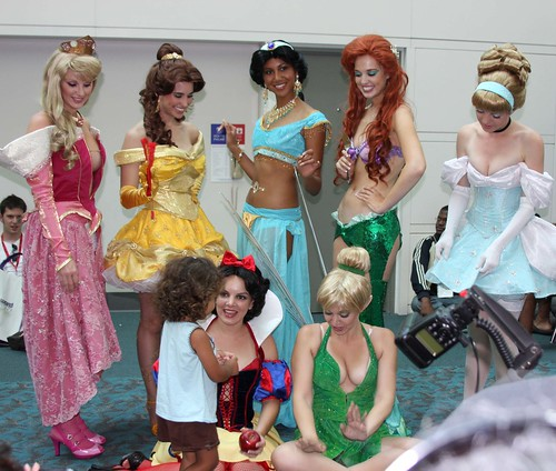 Disney Porn Princesses with Innocent Child (tinyfroglet) Tags: california ...