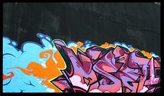 Uset - BBQ BURNERZ WALL 09 - USET (Youset) Tags: graffiti sydney australia graff uset ironlak youset