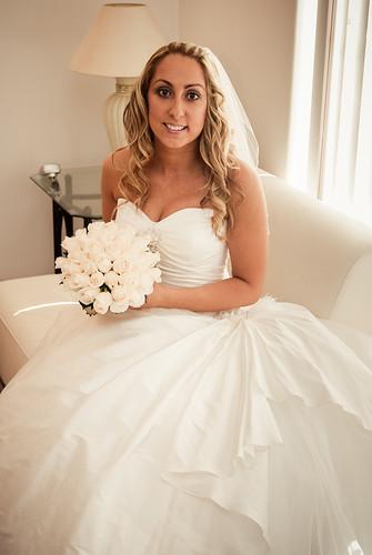Mandi and Pierre - Beautiful Bride