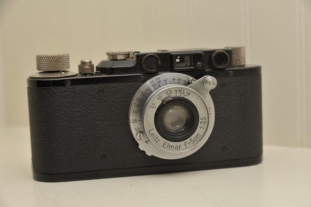 Leica I, Converted to Leica II
