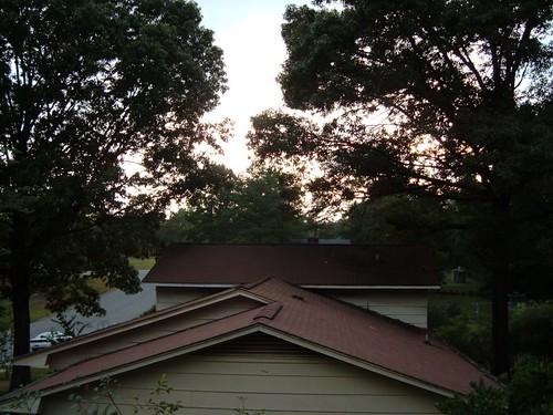 Sunset 7/22/09