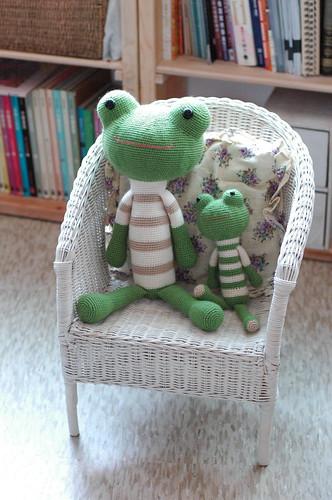 加大版大眼蛙