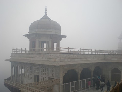 Shah Jahan's house arrest residence